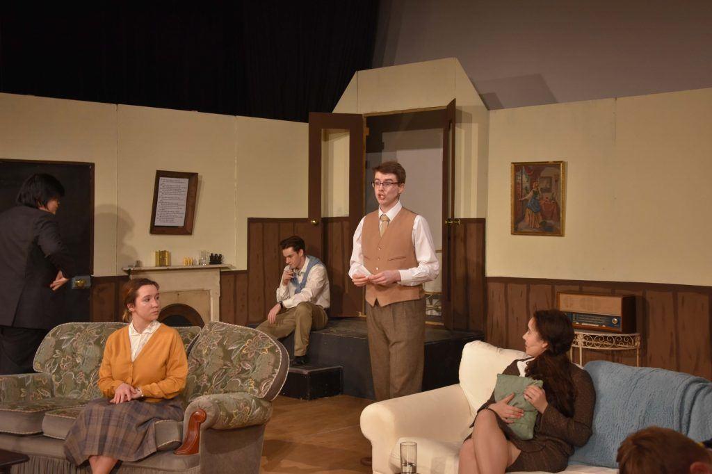 Agatha Christie And Then There Were None Theatre Classic