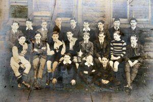 Barnard Run line up 1910
