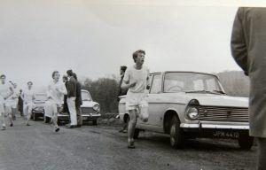 Barney Run 1960s