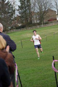 barnard run first boy