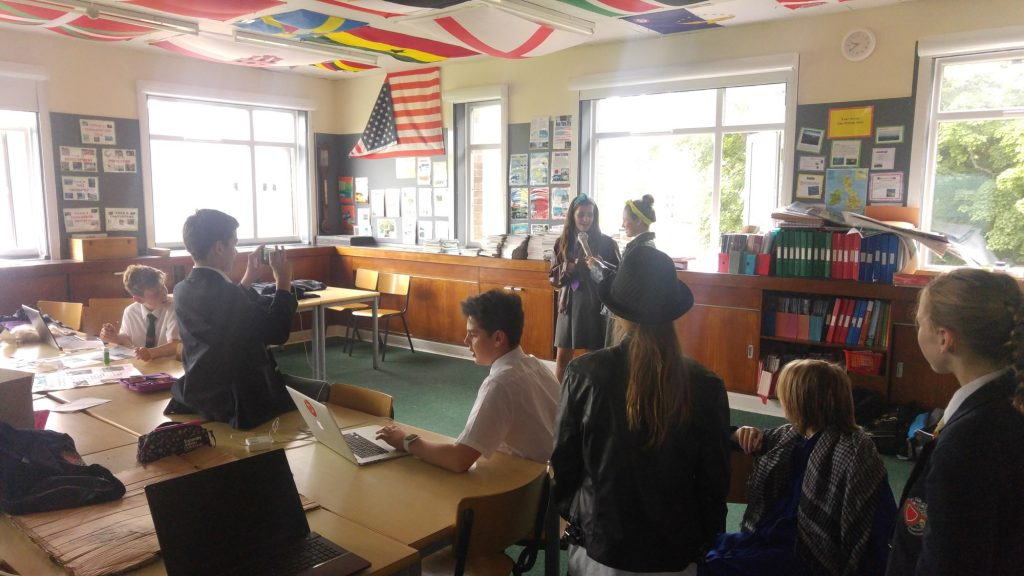 Multidisciplinary Learning Project