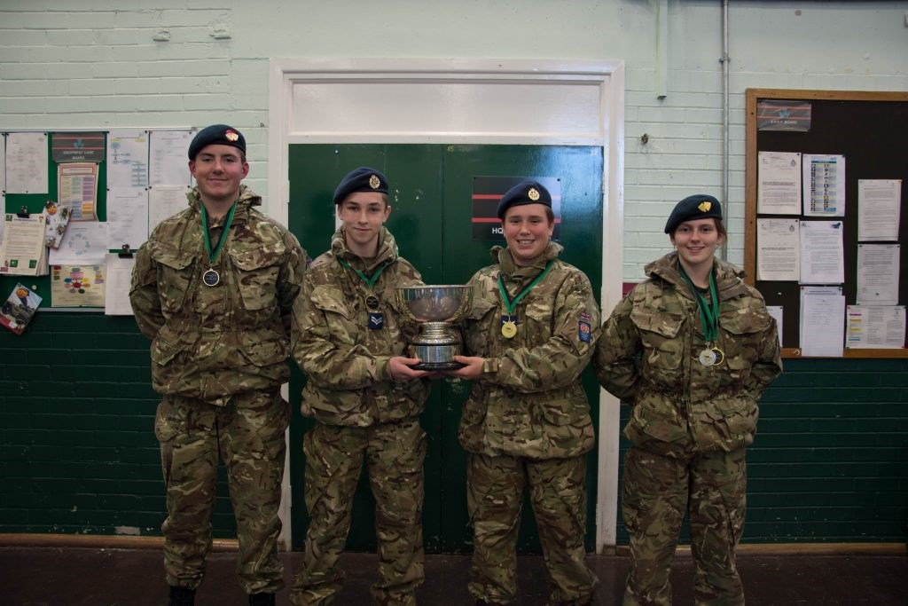 RFCA Durham Shooting Competition
