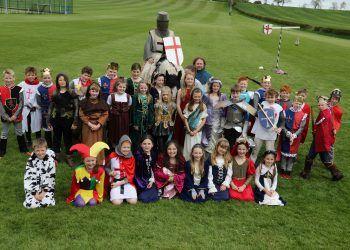 Prep School Medieval Day
